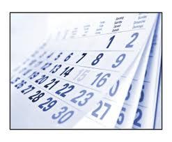 Calendário Acadêmico- FMU-  Primeiro Semestre de 2020