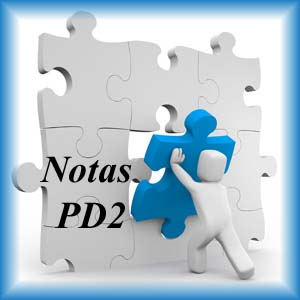 Notas- PD2- Práticas de Biomedicina II- Noite